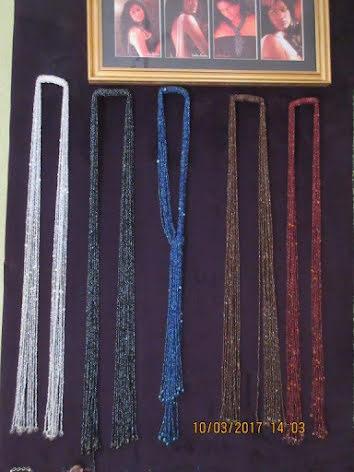 Pärlscarves