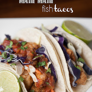 Fish Tacos With Mahi Mahi Recipes