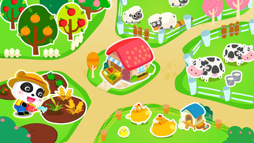 Baby Panda's Farm - Kids' farmville 8.25.10.00 screenshots 5