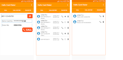 Hello Card Dialer - Apps on Google Play