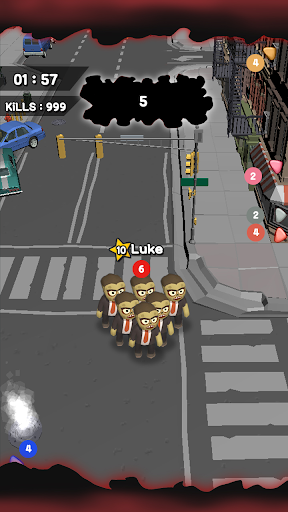 Crowd horror city screenshot 5