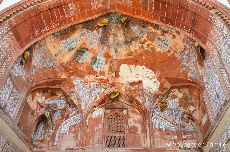 nids abeille, jama masjid, fatehpur sikri