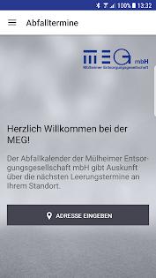 MEG-App app (apk) free download for Android/PC/Windows screenshot