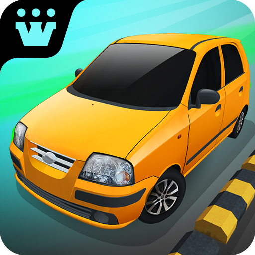 Indian Driving Test Icon