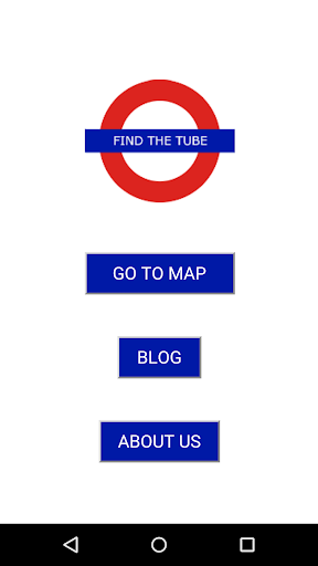 Find The Tube London