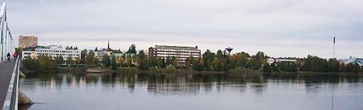 Skyline van Tornio