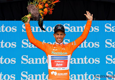 Richie Porte ziet Daryl Impey als zijn zwaarste concurrent in Tour Down Under
