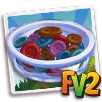 Farmville 2 cheat for Rainbow buttons