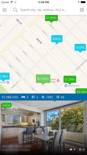 Real Estate of Luxury screenshot 1