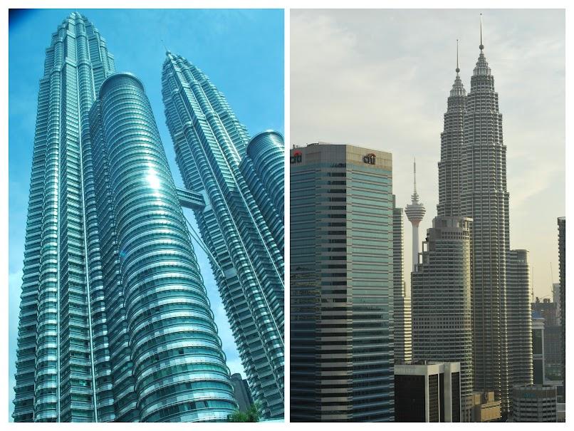 Twin Tower, Kuala Lumpur