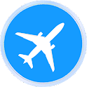 Cheap Flights Booking Travel icon