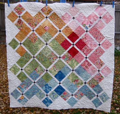 Doubly Charming Charm Pack Quilt Tutorial Sewn Up