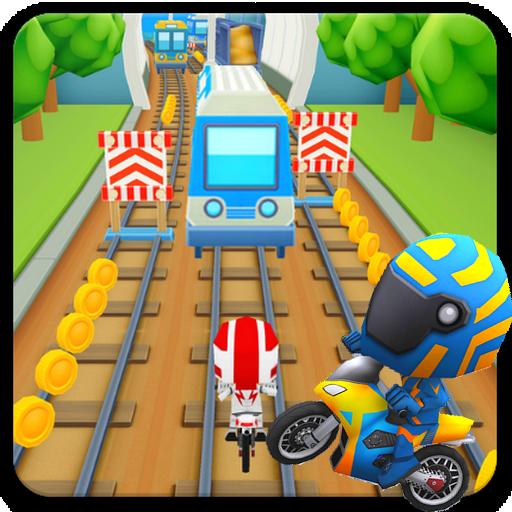 Subway Moto Bike Runner