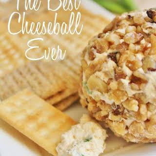 The Best Cheeseball Ever.