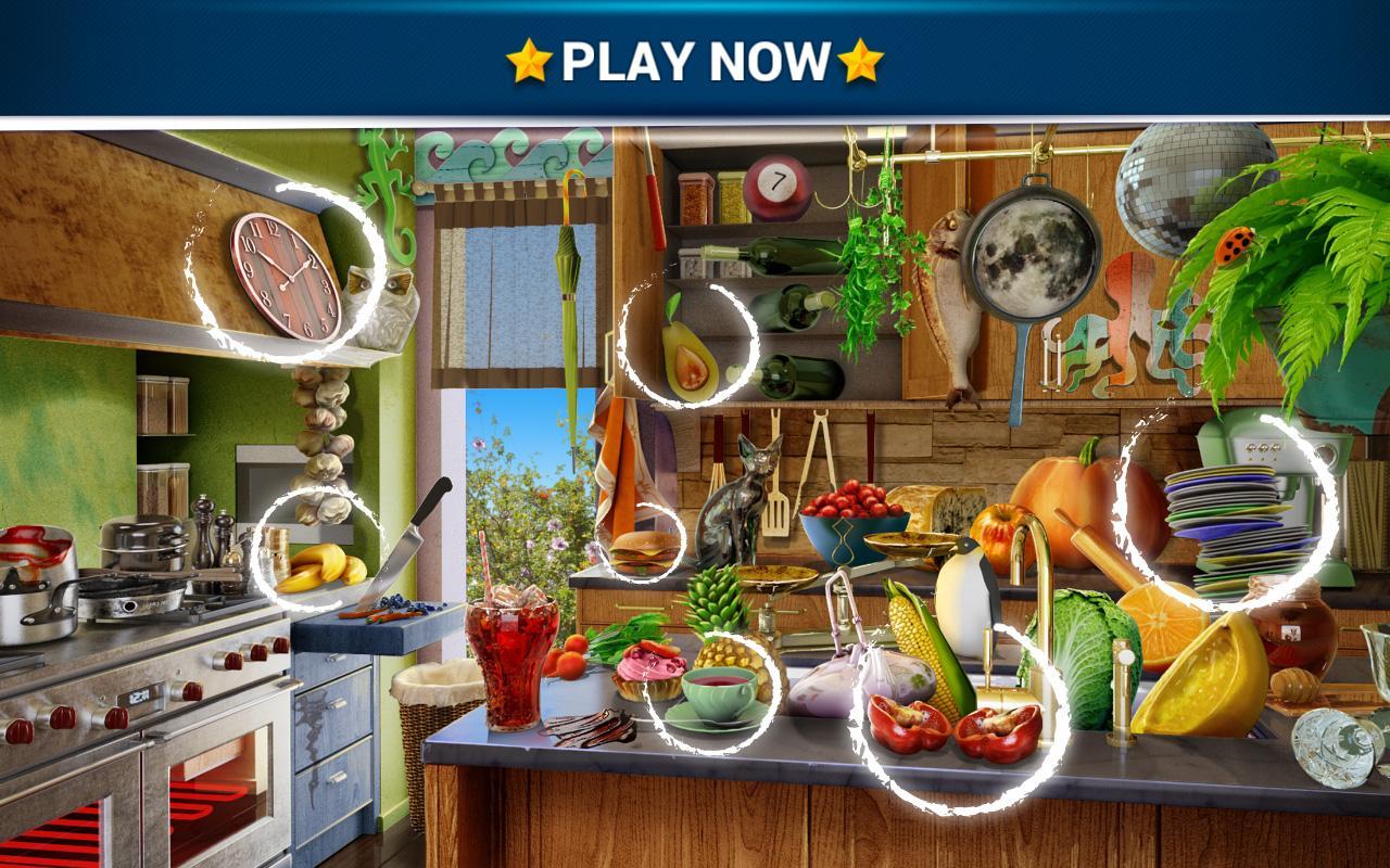 Hidden Objects Online Spielen