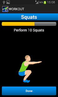 10 Daily Exercises- screenshot thumbnail
