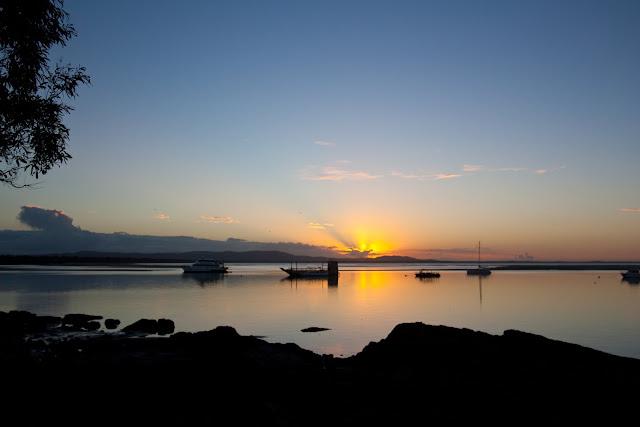 Intervention en centrale electrique la vie en d placement sur site r ves d 39 australie - Le soleil se couche a quel heure ...