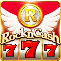 Rock N' Cash Casino Slots -Free Vegas Slot Games icon
