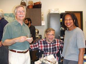 Photo: Ken, Michael, and Pat