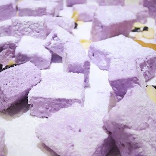 Mulled wine/ Glögi Marshmallows