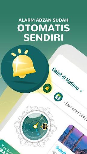 alarm adzan otomatis muslim indonesia 2020 : toppa screenshot 2