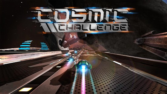 Cosmic Challenge Racing Screenshot
