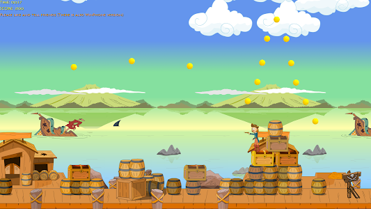 Kids vs. Pirates screenshot 0