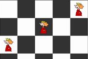 el juego de las reinas