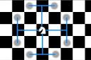 caballo del ajedrez