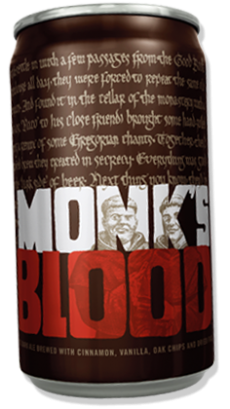 Logo of 21st Amendment Monk's Blood