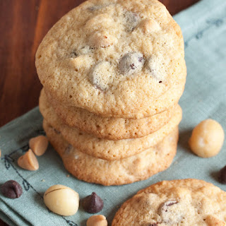 Peanut Butter Chip, Macadamia Nut Chocolate Chip Cookies