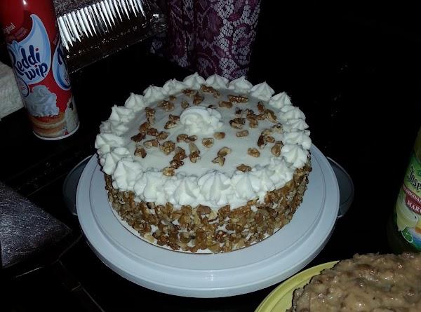 Tonya's Ultimate Carrot Cake Recipe