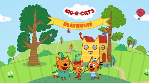 Kid-E-Cats Playhouse filehippodl screenshot 1
