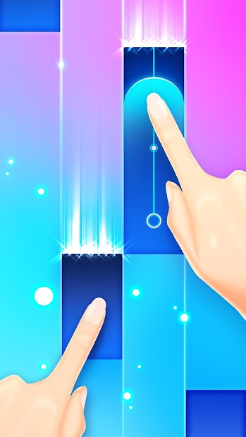 Piano Music Go 2019: Free EDM Piano Games Android App Screenshot