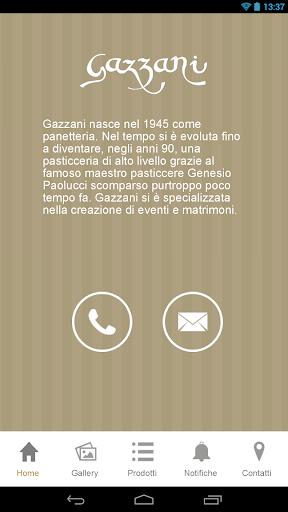 Gazzani App