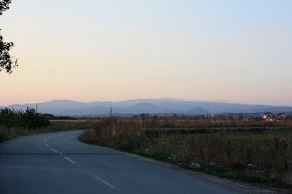 Photo: dawn in Plemetina