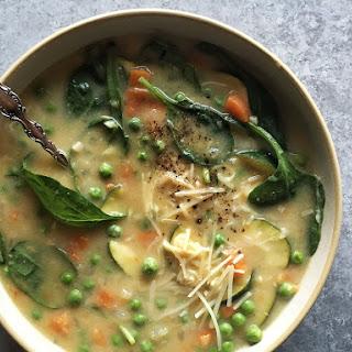 Romano Beans Soup Recipes