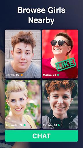 Just She - Top Lesbian Dating 7.1.0 screenshots 2