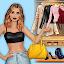 تصميم الأزياء على مستوى دولي: لعبة تلبيس بنات icon