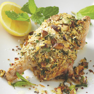 Pistachio-Crusted Chicken