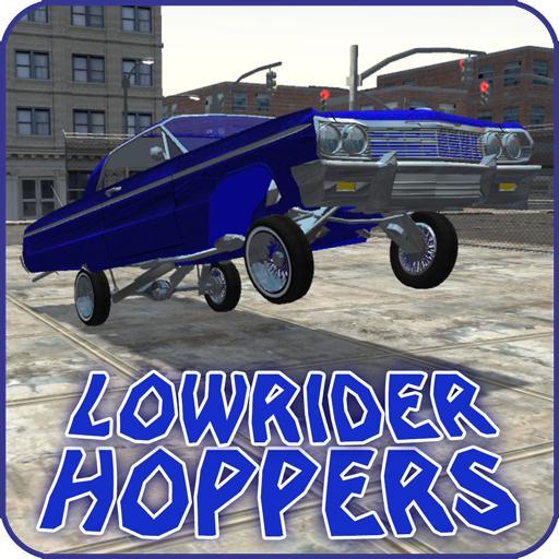 Lowrider Hoppers 賽車遊戲 App LOGO-硬是要APP