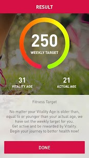 Philam Vitality Active- screenshot thumbnail