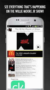 The Willie Moore Jr Show - náhled