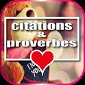 Citations et proverbes 2017 icon