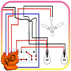 Basic Electrical Wiring - Learn Electrical System icon