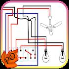 基本的な電気配線 - 電気システムの学習 icon
