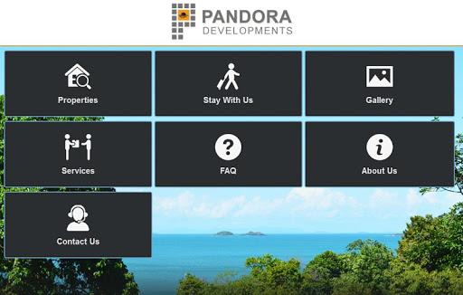 Pandora Developments  screenshots 1