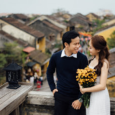 Wedding photographer Thang Ho (thanghophotos). Photo of 05.10.2018