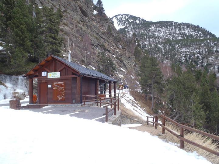 Photo of Àrea d'Informació de la Vall de Sorteny