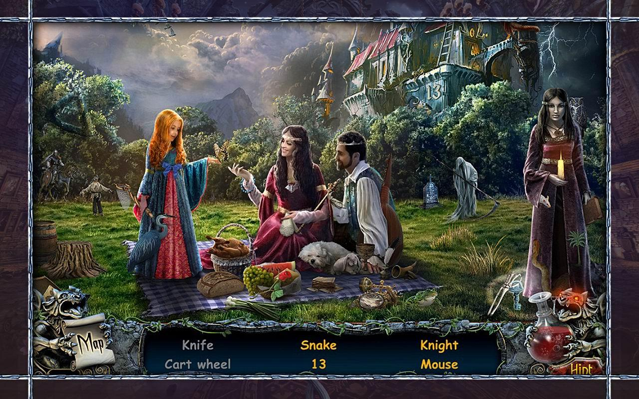 Morgiana: Mysteries&Nightmares- screenshot